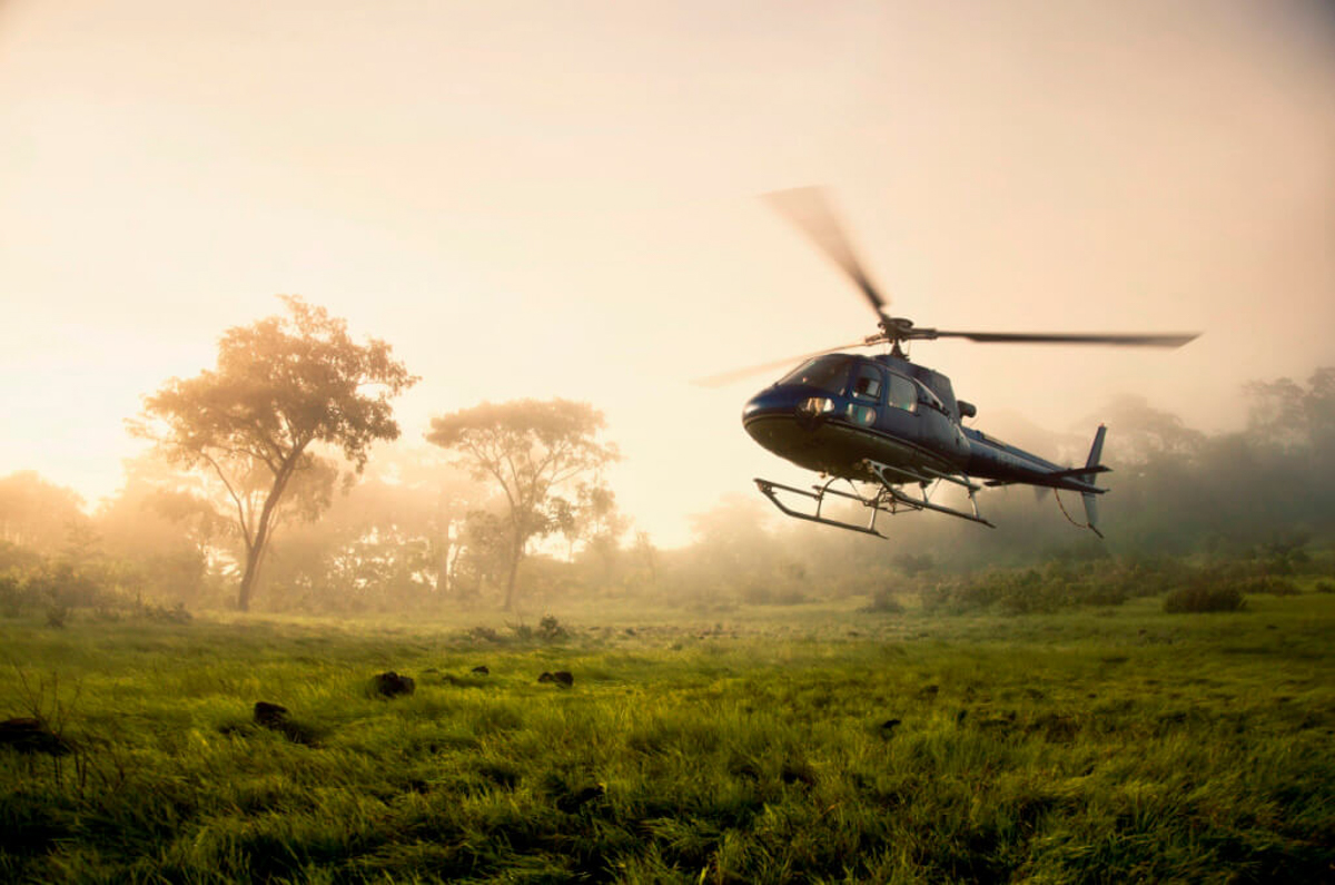 Helicopter Leasing