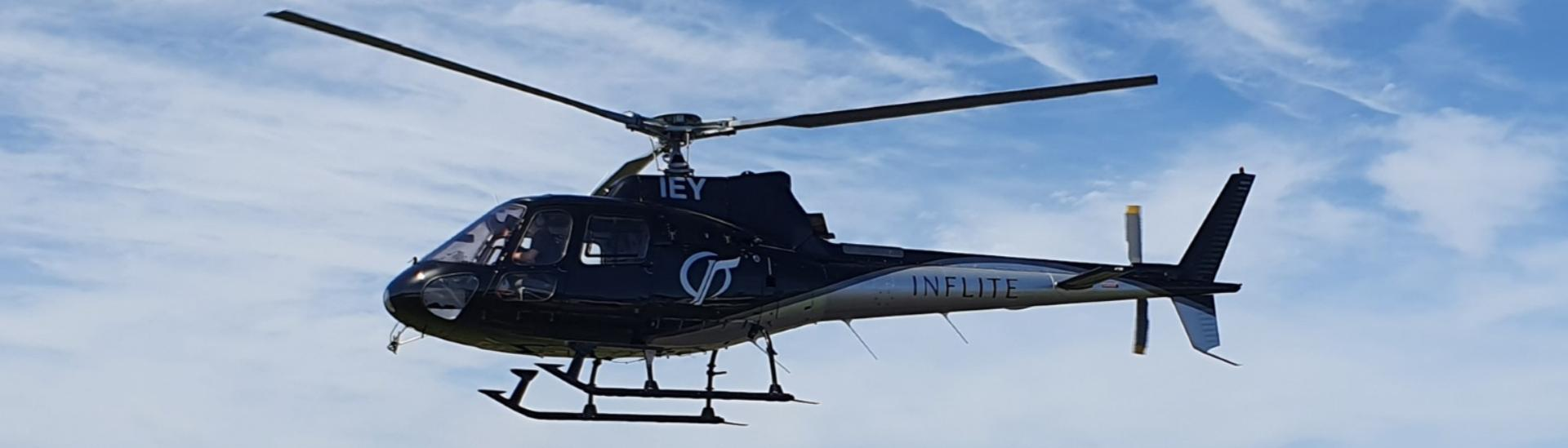 Airwork Helicopters for sale and lease.  BK117, AS350, AS355