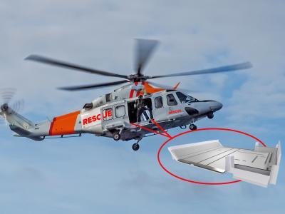 aw139 wet floor, airwork design, mods, stc